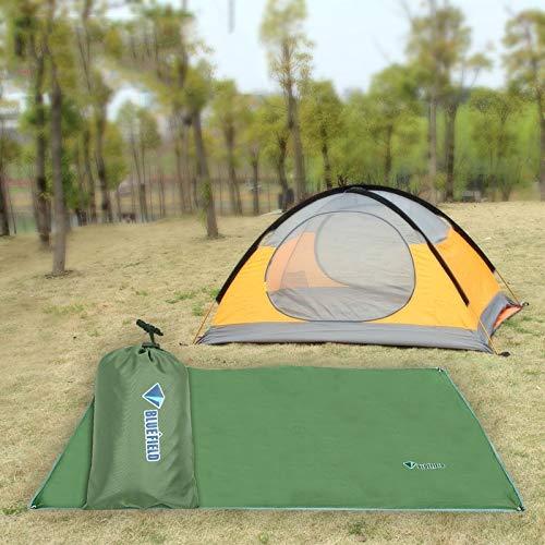 WARM home Handig Outdoor Oxford doek campingmat, tent deken zonwering luifel picknick matras campingmat, M grootte: 180x220cm