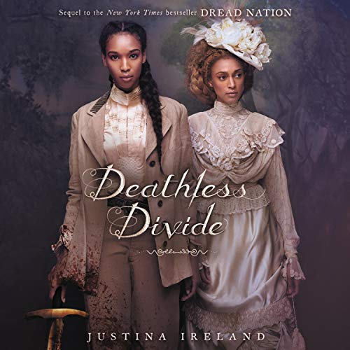 Deathless Divide audiobook cover art