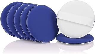 10/20 pack Ultra-Soft Makeup Foundation Sponge Air Cushion Powder Puff for Applying BB Cream, Liquid Cream, Shading Loose Powder (10pack blue)