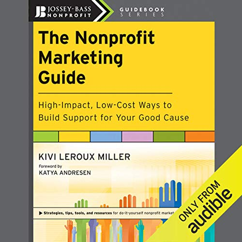 Couverture de The Nonprofit Marketing Guide