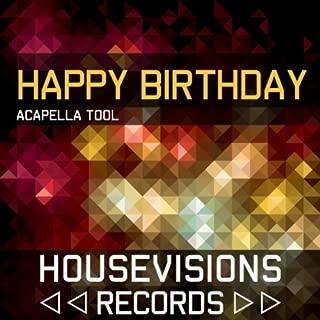 happy birthday acapella mp3