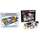 Snap Circuits 203 Electronics Exploration Kit &...