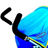 Fundas protectoras de neopreno para manillar de silla de paseo Cosatto Extra Largo (se pone encima de la goma original)