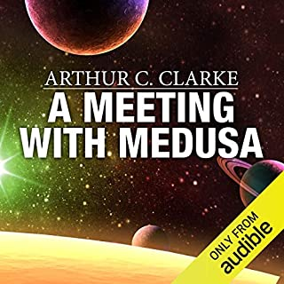 A Meeting with Medusa audiobook cover art