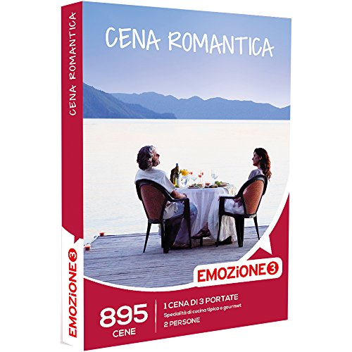 smartbox - cena romantica