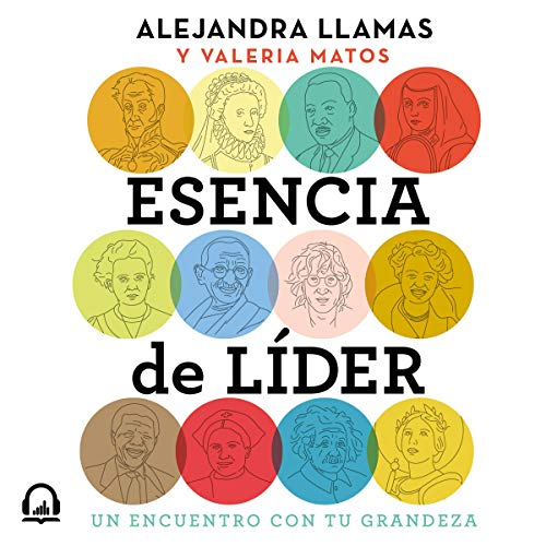 Esencia de líder [The Essence of a Leader] audiobook cover art