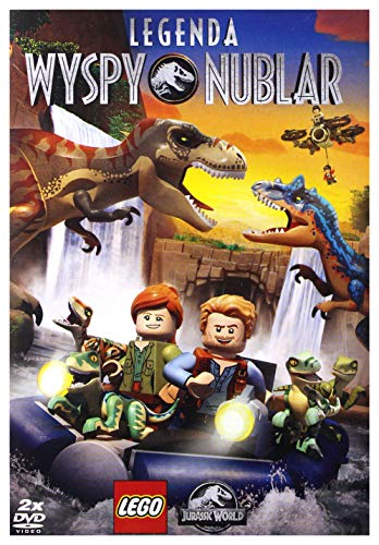 Lego Jurassic World: Legend of Isla Nublar [2DVD] (Deutsche Sprache. Deutsche Untertitel)