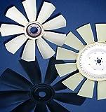 Fabricado para adaptarse a 4735-41391-01 ventilador en sentido horario de 7 aspas Counter American Cooling New Aftermarket Borg Warner