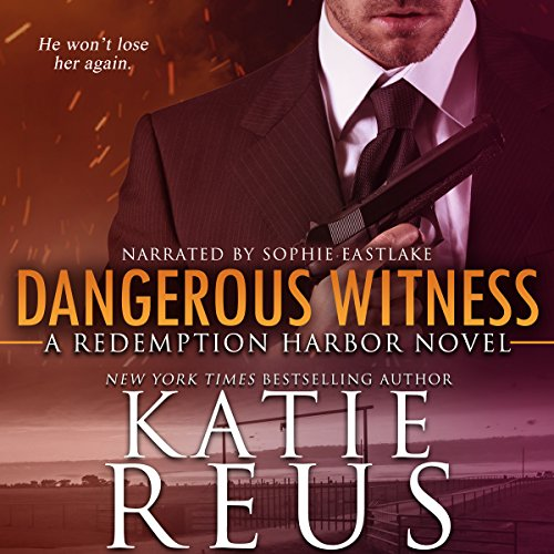 Dangerous Witness audiobook cover art
