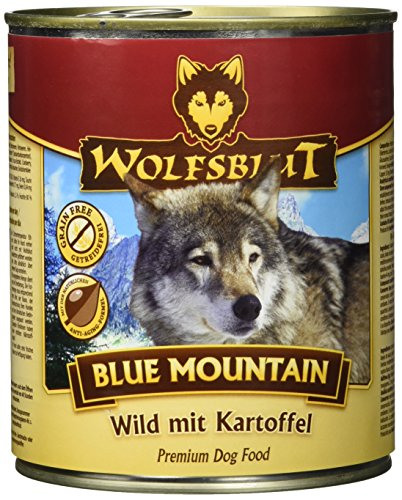 Wolfsblut Blue Mountain, 6er Pack (6 x 800 g)