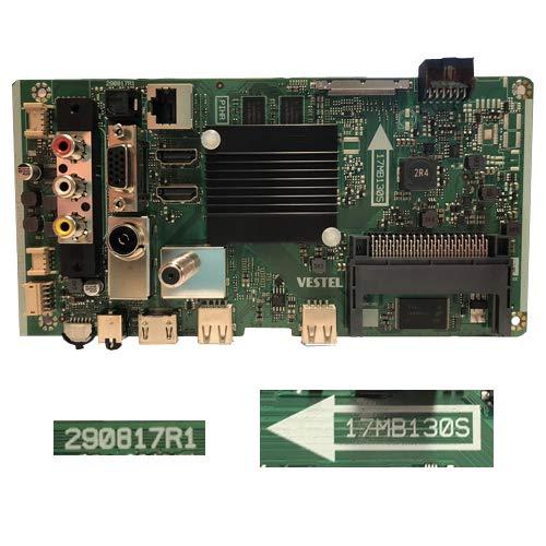 Desconocido Placa Main 17MB130S, 290817R1, Toshiba 55U7863DG