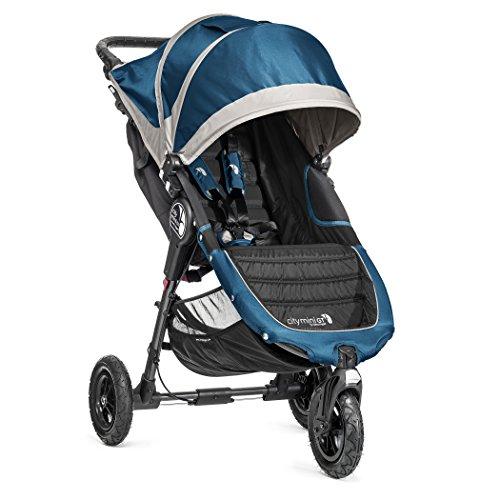 Baby Jogger City Mini GT Poussette Simple, Bleu