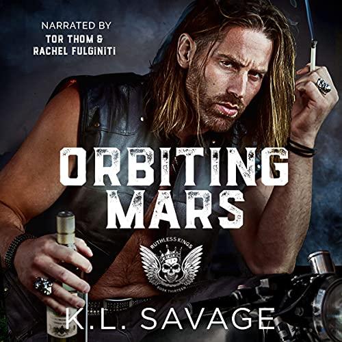 Orbiting Mars cover art