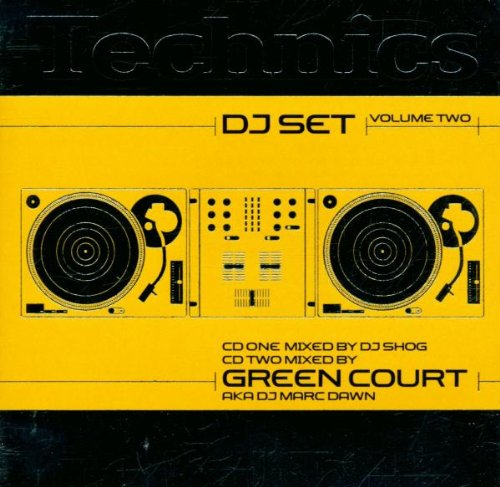 Technics-DJ-Set Vol.2
