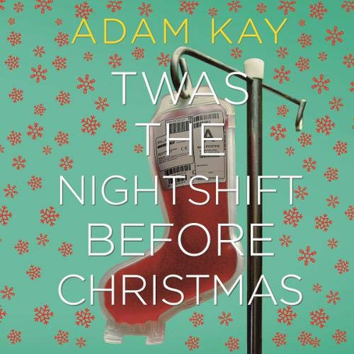 Twas the Nightshift Before Christmas cover art