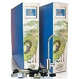 TermofonulicaRV - Depuración de Agua con microfiltración multiestadio con Filtro Everpure 2DC, Kit de instalación y Grifo de 1 vía incluidos