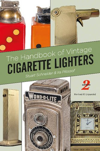 Compare Textbook Prices for The Handbook of Vintage Cigarette Lighters 2nd revised and expanded Edition ISBN 9780764349751 by Schneider, Stuart,Pilossof, Ira