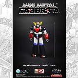 High Dream - Figurine Goldorak - Goldorak Manga Mini Metal Fabbrica 12cm - 4589504961759