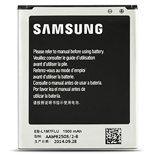 Akku Original Samsung EB-L1M7FLU LiIon Samsung Galaxy S3 Mini NFC