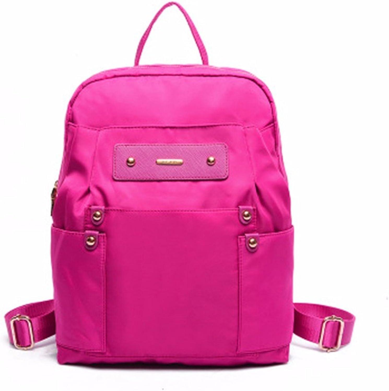 WanJiaMen'Shop Single Schulter Handtasche_weibliche Mode Nylon Classic Double Pack Schulter Schulter weiblichen Tasche