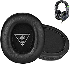 XO7 XO Seven Replacement Ear Pads Cushions Replacement Parts Accessories Compatible with Turtle Beach - Ear Force XO Seven XO7 Pro Premium Gaming Headset-Xbox One