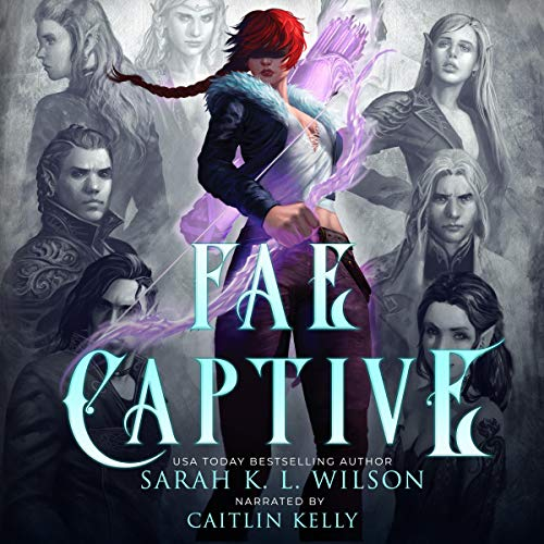 Fae Captive cover art