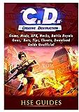 Creative Destruction, Game, Mods, APK, Hacks, Tips, Cheats, Battle Royale, Bots, Guide Unofficial