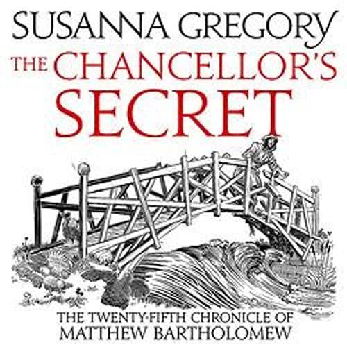 The Chancellor's Secret Audiobook By Susanna Gregory cover art