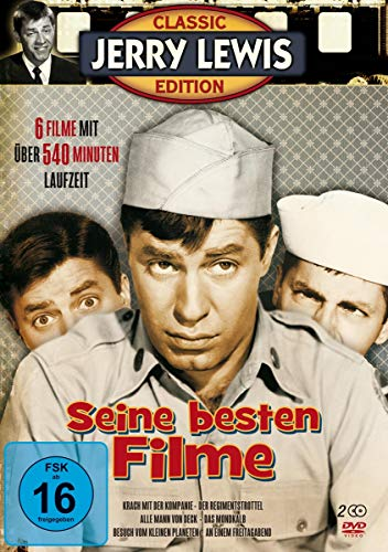 Jerry Lewis - Seine besten Filme (Classic Edition) [2 DVDs]
