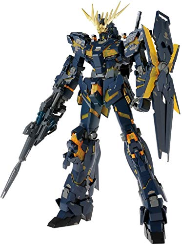 Bandai Spirits Hobby MG 1/100 Unicorn Gundam 02 Banshee (Ver. Ka) Gundam UC, Multi