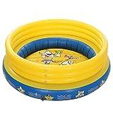 Fenfen Kinderschwimmbecken multifunktionale aufblasbare Trampolin Padded Spring Pool Baby...