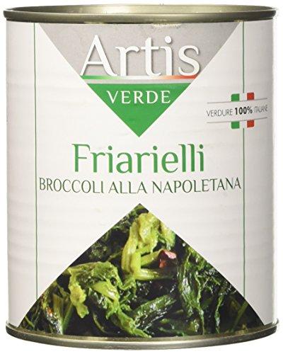Artisfood Friarielli Broccoli Alla Napoletana - 1000 gr