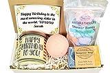 Custom Birthday Gift Box, Gift Ideas, Happy Birthday Gift Box, Happy Birthday Gift Basket, Birthday Gifts Ideas, Birthday Gifts For Her Gift Box 1-14