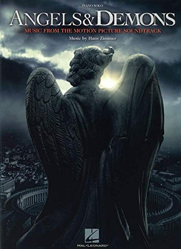 Hans Zimmer Angels And Demons Pf: Music from the Motion Picture Soundtrack (Piano Solo)