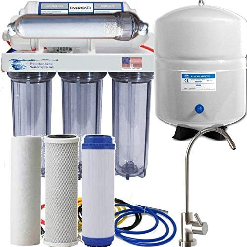 Alkaline Remineralizer Reverse Osmosis Clear Filter gift Ranking TOP13 Water 50GPD