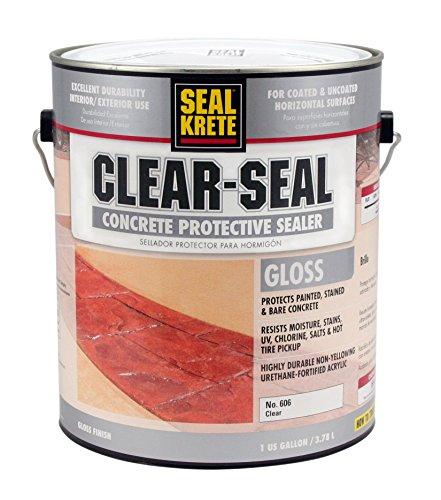 Showroom Finish Hi-Gloss Acrylic Sealer 1-Gallon