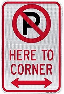 Best no parking here to corner mutcd Reviews