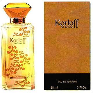 Korloff Paris Gold for Women- Eau de Parfum, 88ml