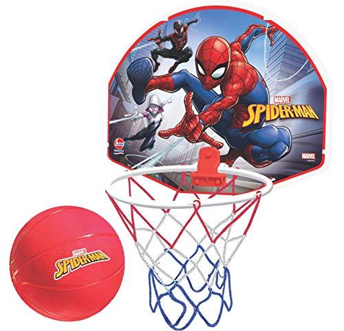 Tabela de Basquete Spider-Man Bola Lider