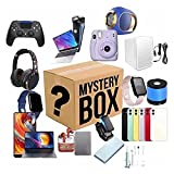 Mystery Box Electronics Boxes Digital Electronic Lucky Mystery Boxes Es posible abrir: teléfono móvil, cámara, gamepad, ropa de cama de tres piezas más regalo