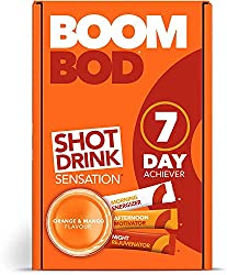 QUICK & TASTY - Slim down without feeling hungry. Only 10 calories per sachet and UK's #1 sold weight management shot drink. CLINICALLY PROVEN - Contains the natural glucomannan konjac root fiber, clinically proven to aid in slimming down. UNIQUE VIT...