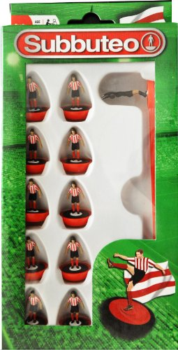 [Import Anglais] Subbuteo Red & White Team [Importato da UK]