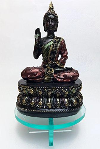 Gautama Buddha Statue Buddha Meditating Peace Harmony Statue - 7' Tall