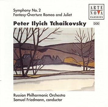 Tchaikovsky: Sym. No. 2/Romeo & Juliet Ouverture Phantasy