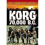 KORG: 70,000 B.C. (FULL) (MONO [DVD] [Import]