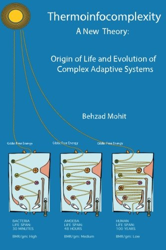 Thermoinfocomplexity: A New Theory:  Origin of Life and Evolution of  Complex Adaptive Systems