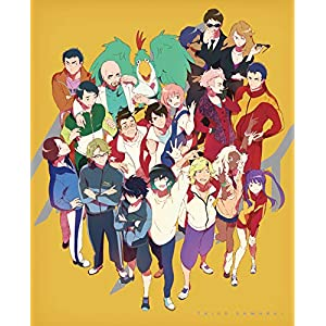 """体操ザムライ Blu-ray Disc BOX(完全生産限定版)"""""""