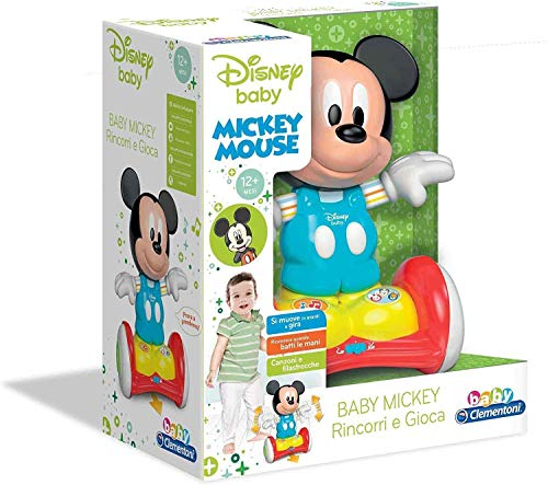 Clementoni- Disney Mickey Hoverboard- 52393