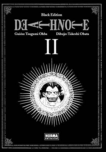 DEATH NOTE BLACK EDITION 02 (CÓMIC MANGA)