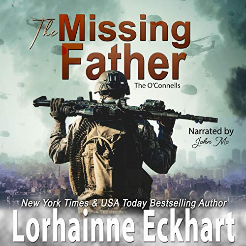 The Missing Father Audiobook By Lorhainne Eckhart cover art